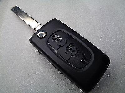 Origine citroen dispatch remote key-coupe à code-part number 6490AC