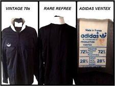 Adidas ventex referee maglia albitro calcio trikot jersey maillot shirt vintage