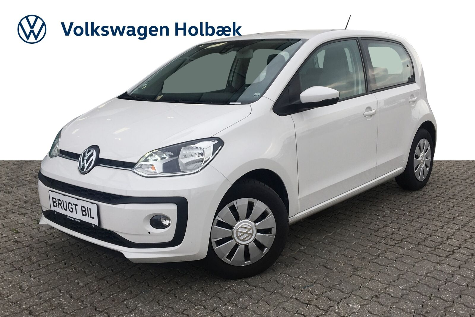 VW Up! 1,0 MPi 60 Move Up! BMT 5d - 103.780 kr.