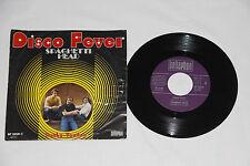 "Spaghetti Head Disco Fever,Funky Voodoo - BF 18528 Germ -Vinyl 7"" Single RARE!"