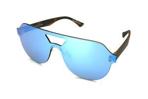 4eb3546ea5 Image is loading VonZipper-ALT-PSYCHWIG-Sunglasses -tortoise-satin-sky-chrome-