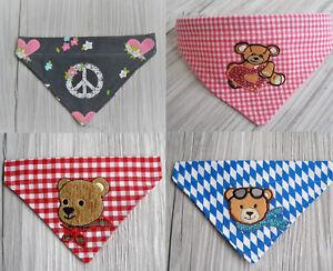 Halstuch Wechseltuch Hundehalstücher Hundehalstuch Hundekleidung Bandbreite 13mm