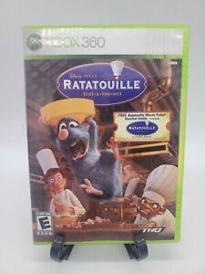 Ratatouille (Microsoft Xbox 360, 2007) *Very Good*