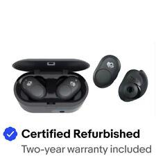 Skullcandy Push XT Wireless Earbuds - Black (certified refurbished)