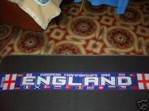 2 Sciarpe Jacquard Nazionale Inghilterra