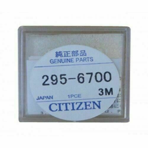 Citizen 295.67 295-6700 Eco-Drive Capacitor Battery Genuine MT416 G620