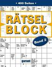 Rätselblock Band 2 (2014, Taschenbuch)