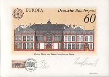 PHILARTES-EDITION 1990 BUND 1461 EUROPA CEPT RARE!! z1253