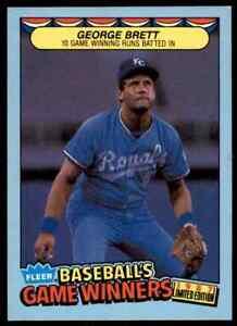1987-FLEER-BASEBALL-039-S-GAME-WINNERS-GEORGE-BRETT-KANSAS-CITY-ROYALS-6-OF-44
