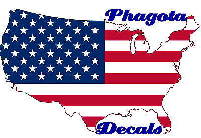Phagota Decals