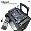thumbnail 6 - SONKEN D-12 + DAC (S-TV) BLUETOOTH KARAOKE POWERED SPEAKER - 2 WIRELESS MIC'S