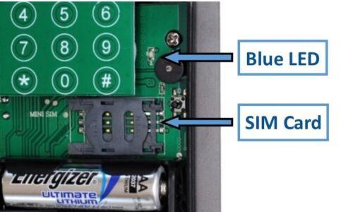 1 x Contact 1 x Solar Siren 1 x PIR Covert Battery 3G GSM UltraDIAL Alarm