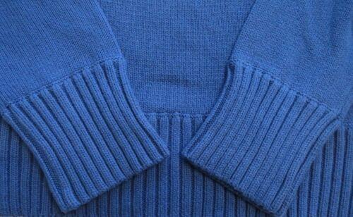 Half algodón Aeo Nuevo Sweater Xl Zip Eagle Mens American azul 100 Logo Jersey qxvSwvI