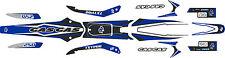 GasGas TXT Pro 2006, 06 style Blue decal / sticker  set 80cc - 300cc .