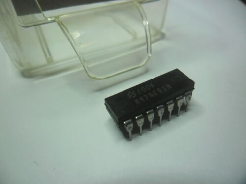 MM74C93N. 1pc NEW Old stock