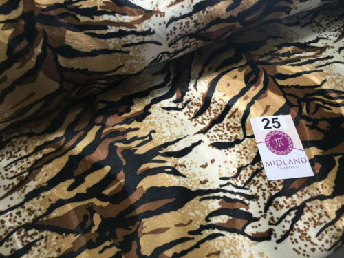 Tier Druck Velboa Kunst Velour Stoff Handwerk Material 152cm Breit M220