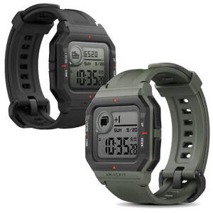 Orologio-digitale-smartwatch-sensore-battito-cuore-sonno-sport-Huami-AmazFit-Neo