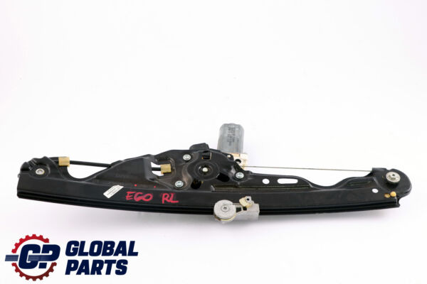 *bmw 5 Series E60 E60n E61 E61n Window Regulator Lifter With Motor Rear Left N/s Laat Onze Grondstoffen Naar De Wereld Gaan