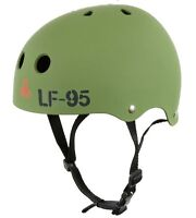 Liquid Force CORE Wakeboard Watersports Helmet Canoe Kayak Kitesurf Green. 38861
