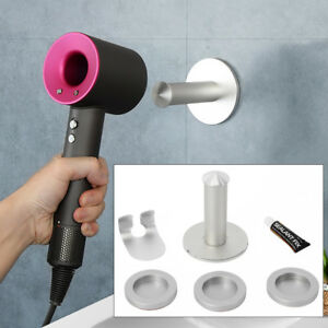 Metal-Wall-Mount-Rack-Bracket-Hair-Dryer-Holder-Stand-for-Dyson-Accessories-Tool
