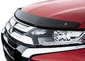 Details about 2014 - 2016 Outlander HOOD PROTECTOR MZ350204 GENUINE  MITSUBISHI ACCESSORIES