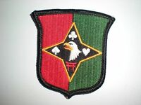 Us Army 101st Sustainment Brigade Patch - Full Color
