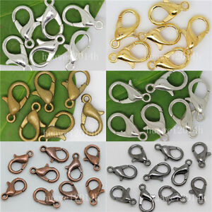 100pcs-Jewelry-Loose-Lobster-Parrot-Clasp-Claw-For-DIY-Necklace-Bracelets