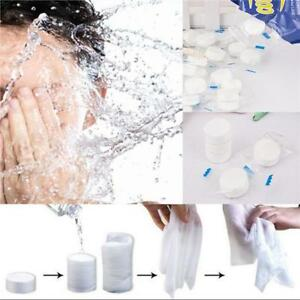 20x-Magic-Compressed-Pill-Towel-Travel-Bath-Face-Compact-Washcloth-Disposable-LA