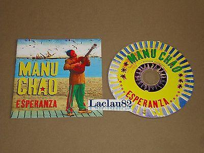 Manu Chao Esperanza 2001 Virgin Cd Mexico | eBay