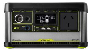 Goal Zero Yeti 500X Lithium 230V Portable Power Station