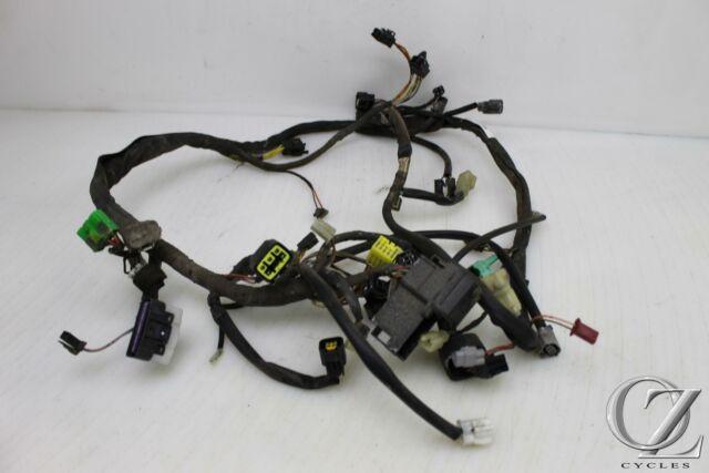 05 Suzuki Burgman 400 An400 Main Wire Harness Loom