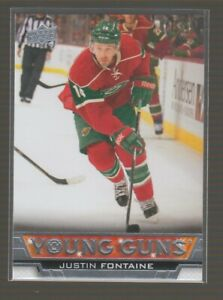 70013-2013-14-UPPER-DECK-YOUNG-GUNS-JUSTIN-FONTAINE-232-RC