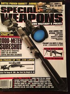 Special Weapons For Military And Police  2004