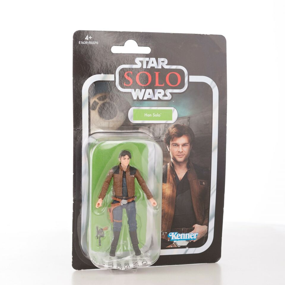 Star Wars Solo - Han Solo, Kenner