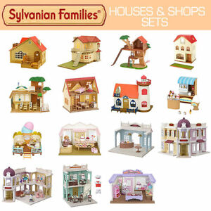 SYLVANIAN-Families-Houses-and-Shops-Choose