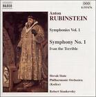 Rubinstein: Symphonies, Vol. 1 (CD, May-2001, Naxos (Distributor))