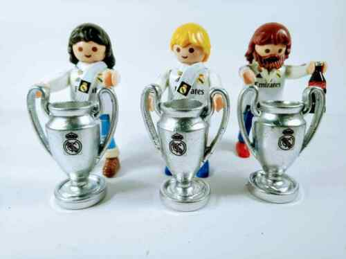 Playmobil Custom European Cups real madrid doll not included price und