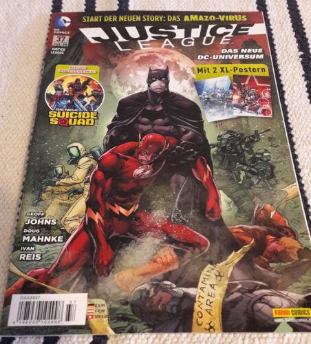 1 von 1 - DC Comics: Justice League 37 Juli 2015 *NEU&UNGELESEN*