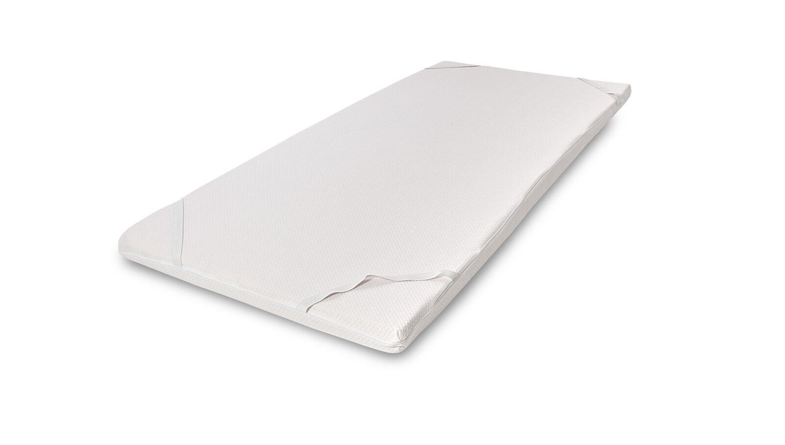 viscoelastische matratzenauflage h he 4 5 7 cm weiche. Black Bedroom Furniture Sets. Home Design Ideas