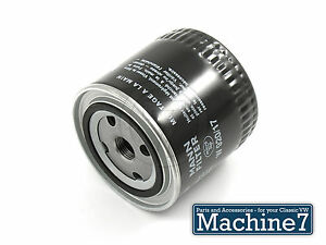 Details about Classic VW Bay Window Camper Engine Oil Filter 1700-2000cc  Type-4 (Mann/Meyle)