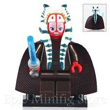 Custom Shaak Ti Minifigure Jedi Master Star Wars fits with Lego PG712 UK Seller