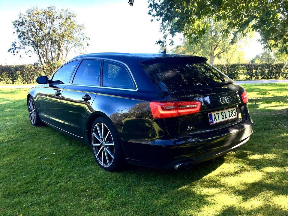 Audi A6, 2,0 TDi 177 Avant Multitr., Diesel