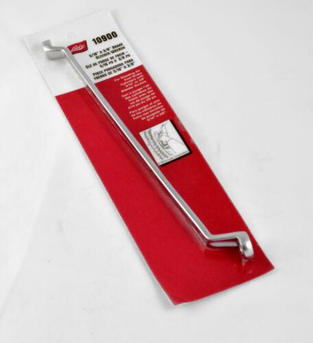 "5//16/"" X 3//8/"" Double Box Brake Bleeder Wrench Lisle 10900"