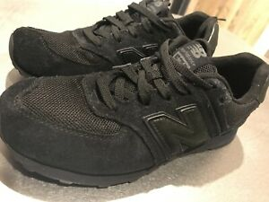 more photos c5eca 27f67 Details about New Balance 574 Women All Black Size 37