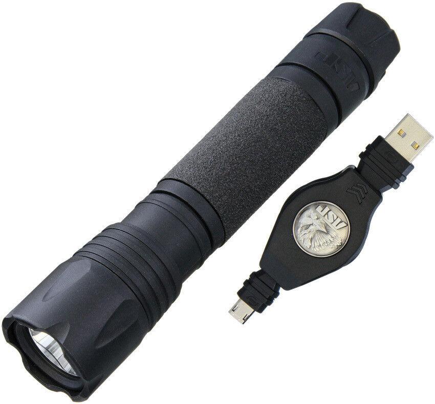 ASP Poly Triad USB Flashlight 35644