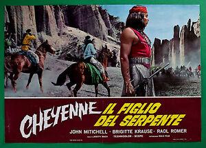 T15-Fotobusta-Cheyenne-Die-Sohn-Der-Schlange-John-Mitichell-Brigitte-Krause