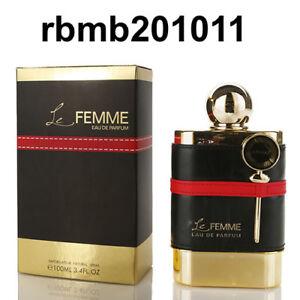 De Oz Eau 4 Femme 3 Parfum Details Ml For La Women New About Armaf 100 Perfume wOvmN80n