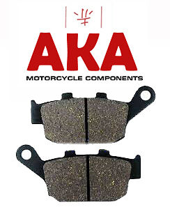 Rear Brake Pads Honda XRV650 XRV750 (Africa Twin) FA140 AKA