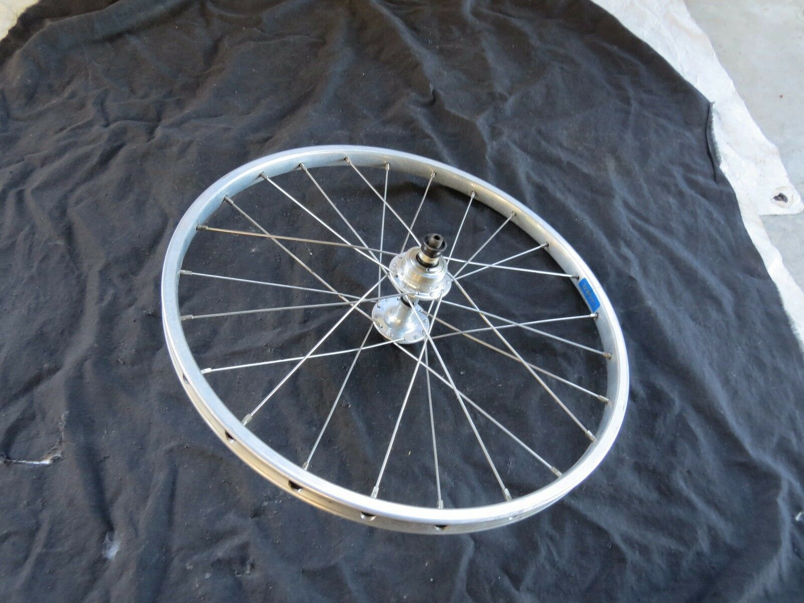 16  FIAMME WHEEL SEW UP CAMPAGNOLO RECORD 24 HOLE ROAD BMX MICRO MINI RACING