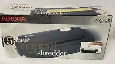 Aruora Paper Shredder